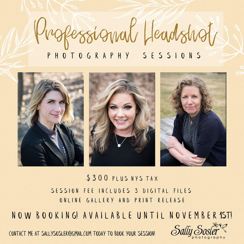 Professional Headshot Photography Orange County NY